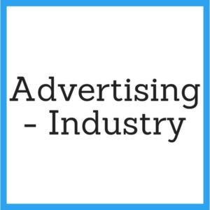Advertising - Industry