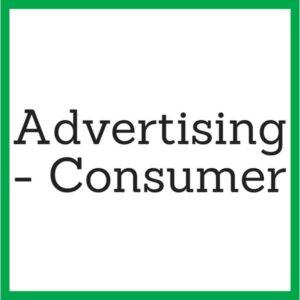 Advertising - Consumer